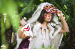 2015 - Orlando Anime Day | Princess Mononoke San