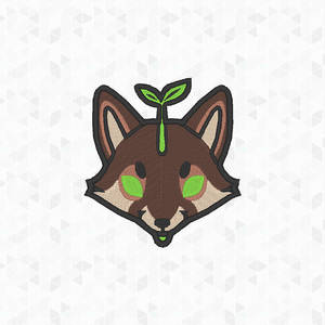Patches: MilkkSprout Fursona Face