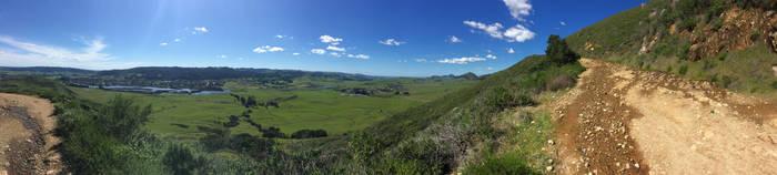 3:02 PM March 11th, Madonna Mountain, San Luis Obi