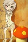 rah paper doll