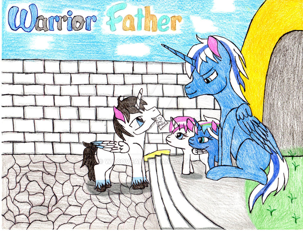 Happy Father's Day 2017 by Wacovean