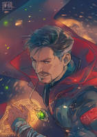 Doctor Strange by kaa-05n2