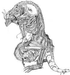 monster by shirousagi