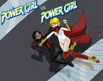 Power Girl Contest