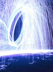Blue light by smi617