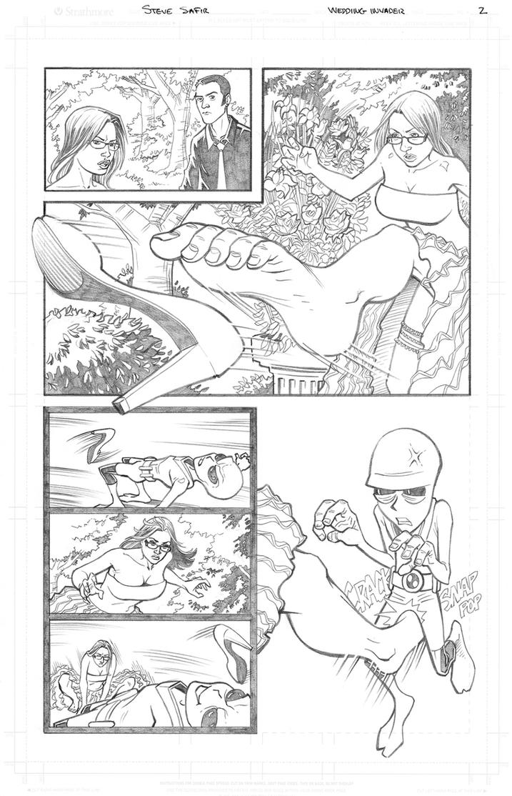 wedding invader page 2 by stevesafir