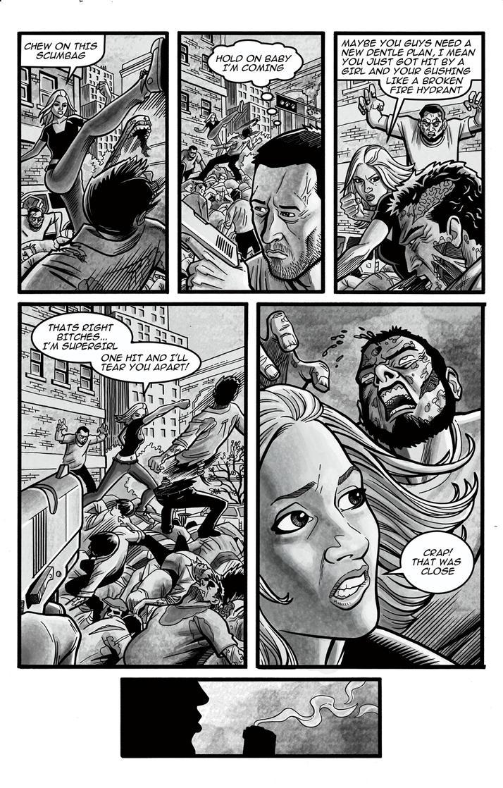 zombieland page 4 by stevesafir