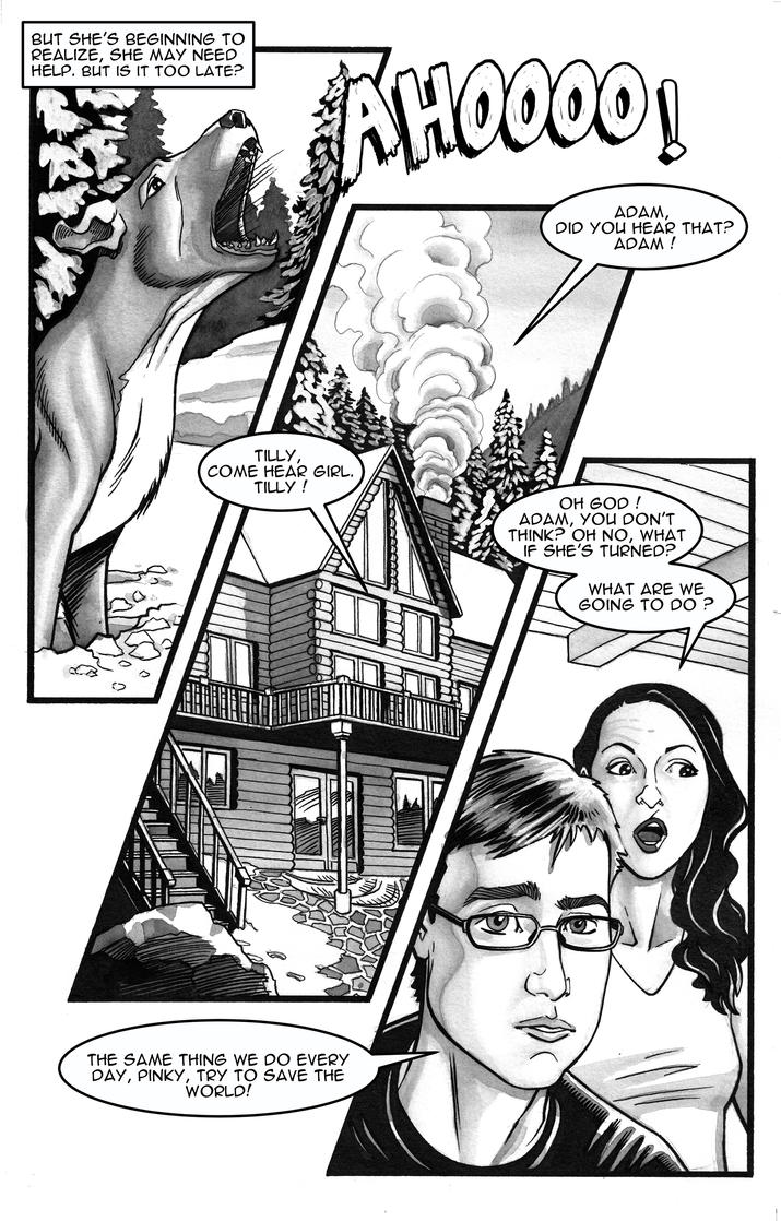 the search for tilly page 2 by stevesafir