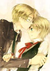 X'mas2 : Alfred 'n Arthur