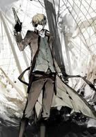 Arthur - Bakumatsu cosplay by 10721