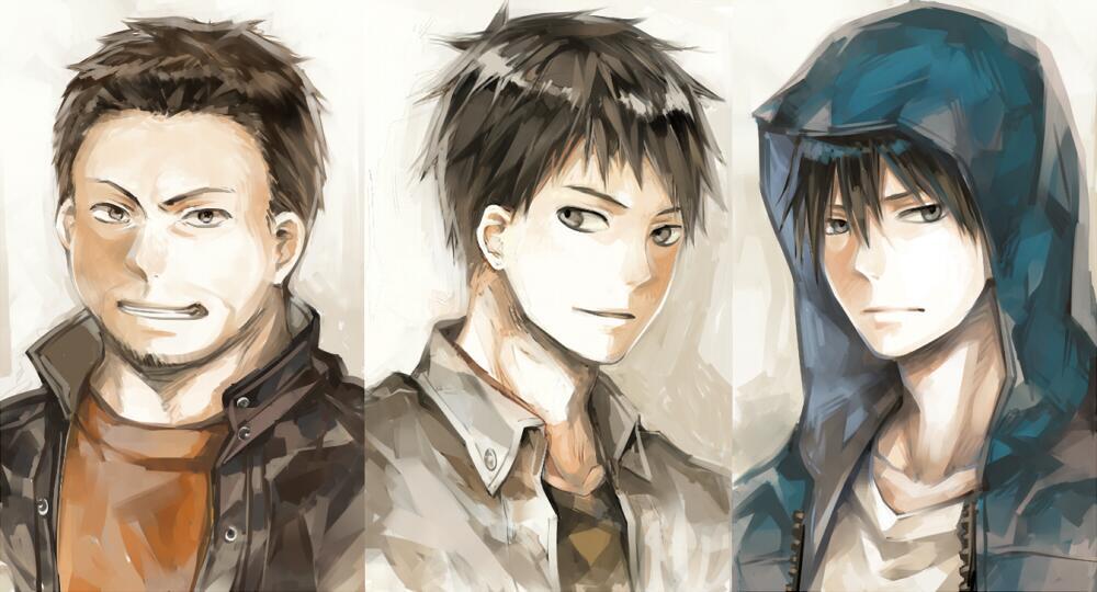 Trio of Daomu by 10721