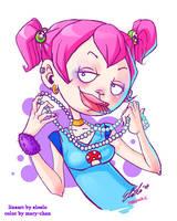 Collab: Perle by eloelo