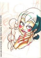 Robot Lolita by eloelo