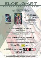stampe a Mantova Comics 2013 by eloelo