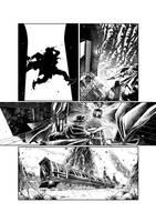 Gunsmoke and Dragonfire by eloelo