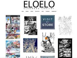 Portfolio tumblr by eloelo
