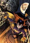 Batgirl of Burnside by eloelo