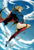 Supergirl by eloelo
