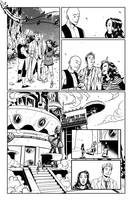 Doctor Who: the Tenth Doctor year two #1, page#5 by eloelo