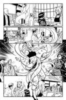 DOCTOR WHO: THE TENTH DOCTOR YEAR TWO #1 page#7 by eloelo