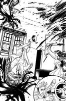 DOCTOR WHO: THE TENTH DOCTOR YEAR TWO #2 page#18 by eloelo