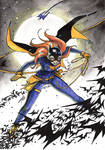 Batgirl Commission (1) by eloelo