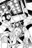Harley Quinn #27 - page 1 by eloelo