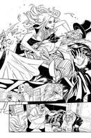 Harley Quinn #27 - page 9 by eloelo