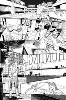 Green Arrow #18 The return of Roy Harper - page 2 by eloelo