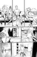 Green Arrow #18 The return of Roy Harper - page 7 by eloelo
