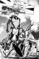 Green Arrow #18 The return of Roy Harper - page 20 by eloelo