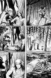 Green Arrow #19 The return of Roy Harper - page 13 by eloelo