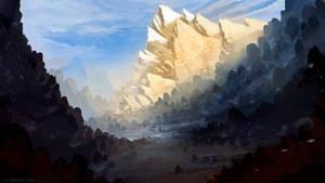 Pinnacle by KaiSaunders