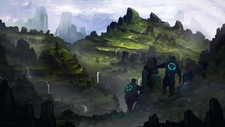 Post-Ecopoiesis by KaiSaunders