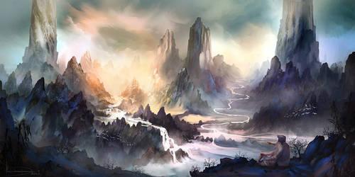 Serenity by KaiSaunders
