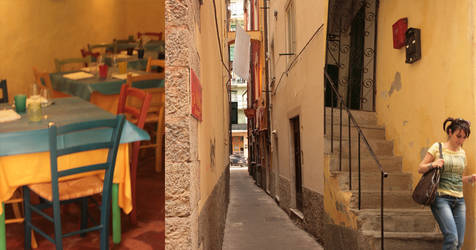 Lerici in Yellow by angelGIo