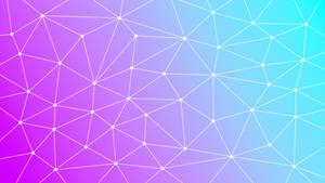 Web Wallpaper Violet-Blue
