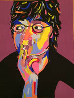 Lennon by sbrince