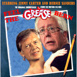 Feel the Grease Bern by sbrince