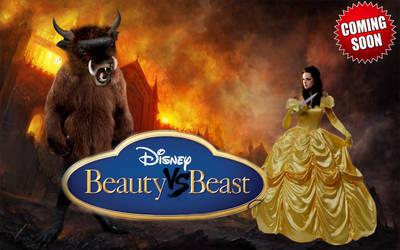 beauty vs the beast by sbrince