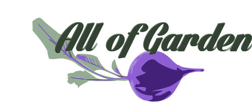 all of garden logo by sbrince