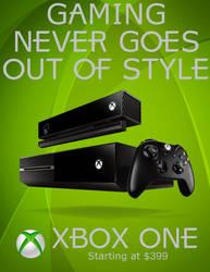 Microsoft Ad by sbrince