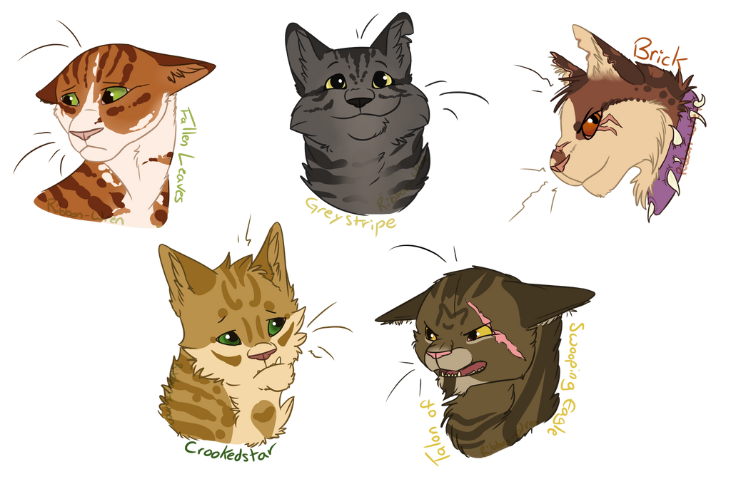 Warrior Cats Untold Tales Wren Feather And Wildnose