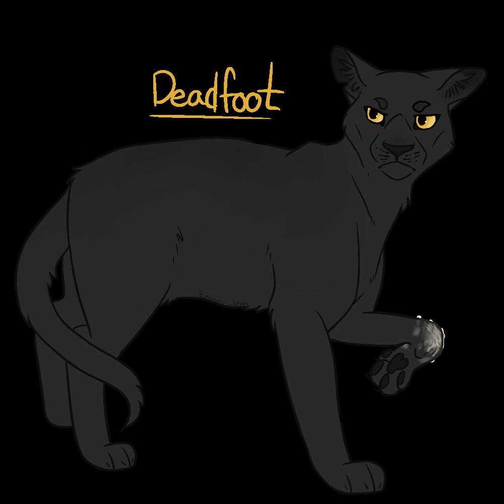 Warrior Cats Deadfoot