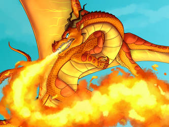 Fire In My Soul by Ribbon-Wren