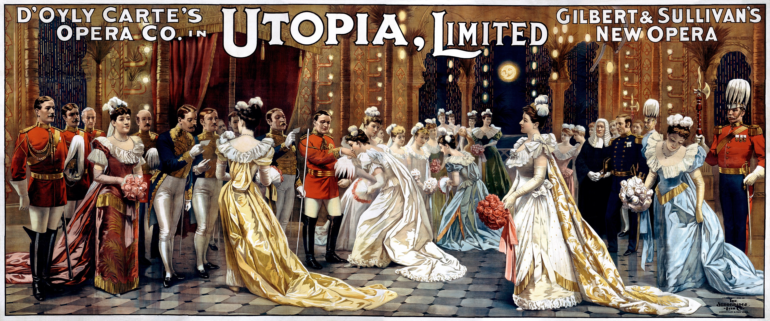 Utopia, Limited restoration by AdamCuerden