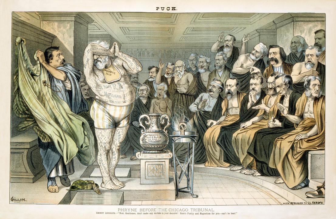 James G. Blaine restoration by AdamCuerden