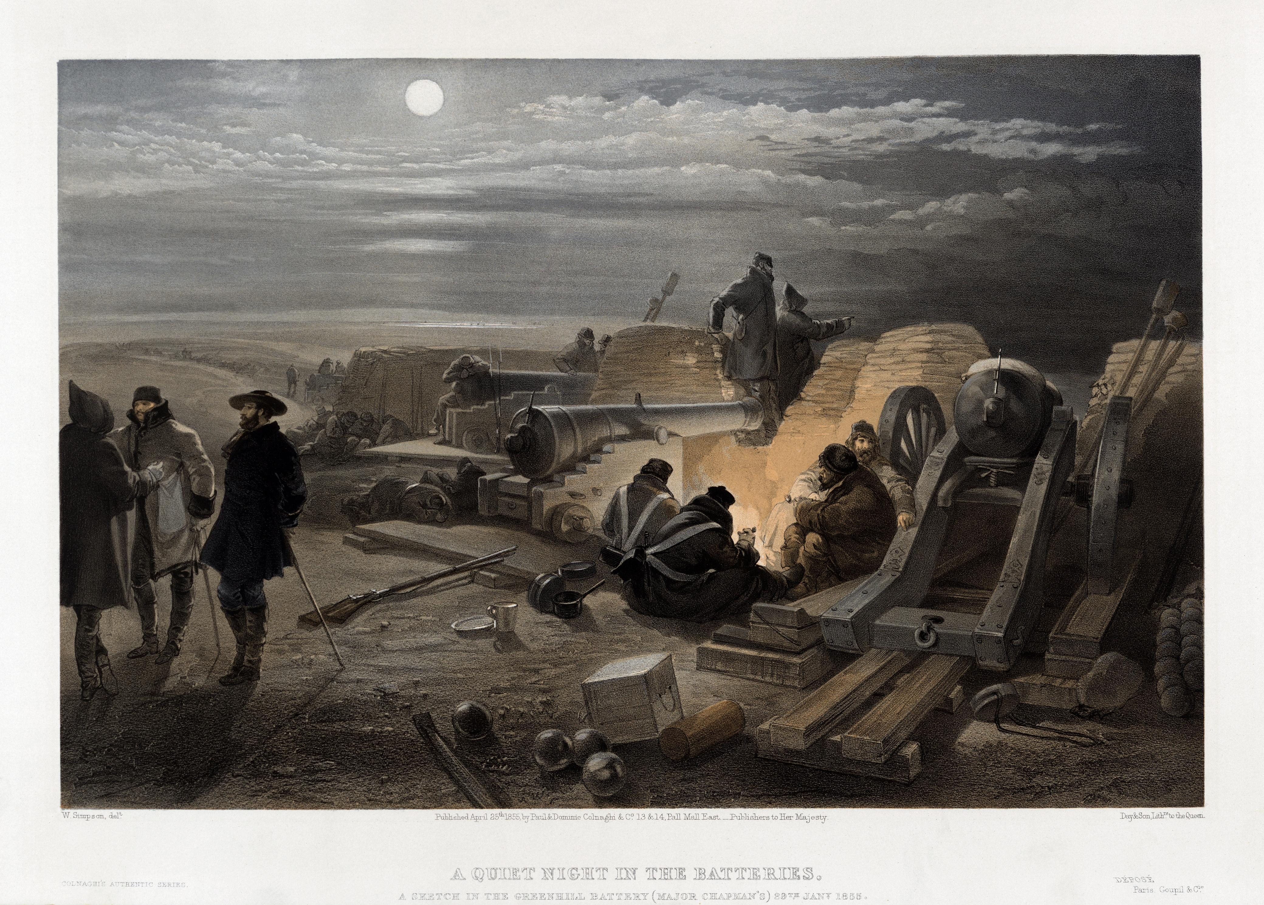 William Simpson restoration 1 by AdamCuerden
