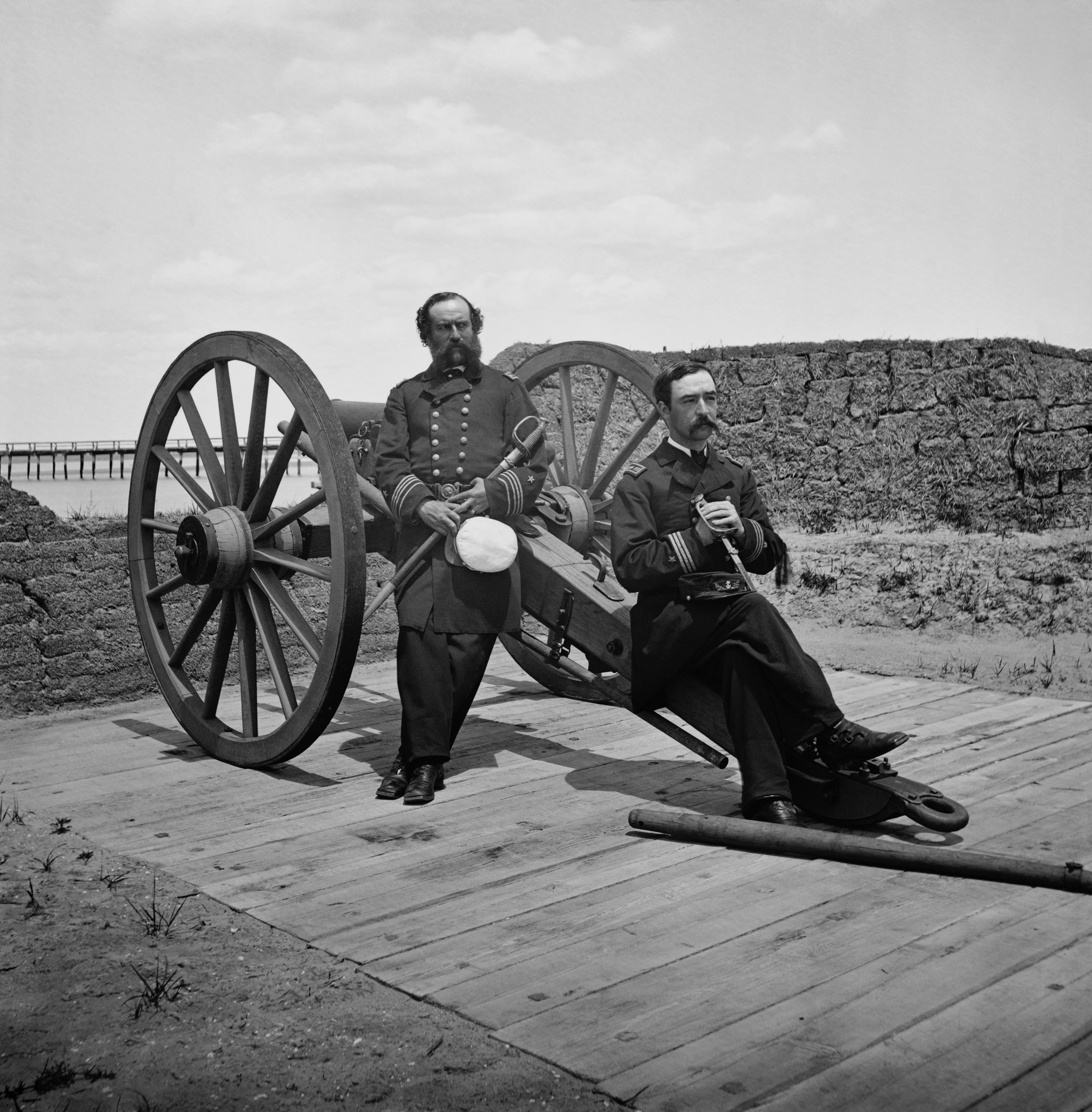 American Civil War restoration by AdamCuerden