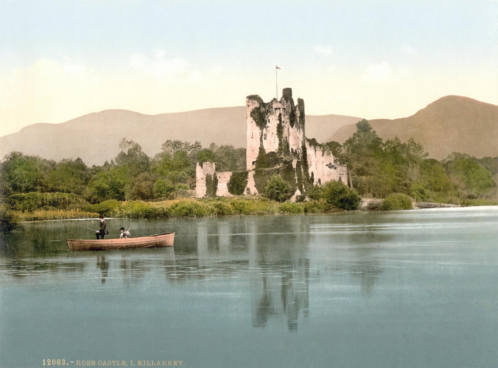 Ross Castle Restoration by AdamCuerden